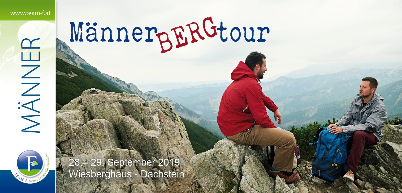 Männer-Berg-Tour
