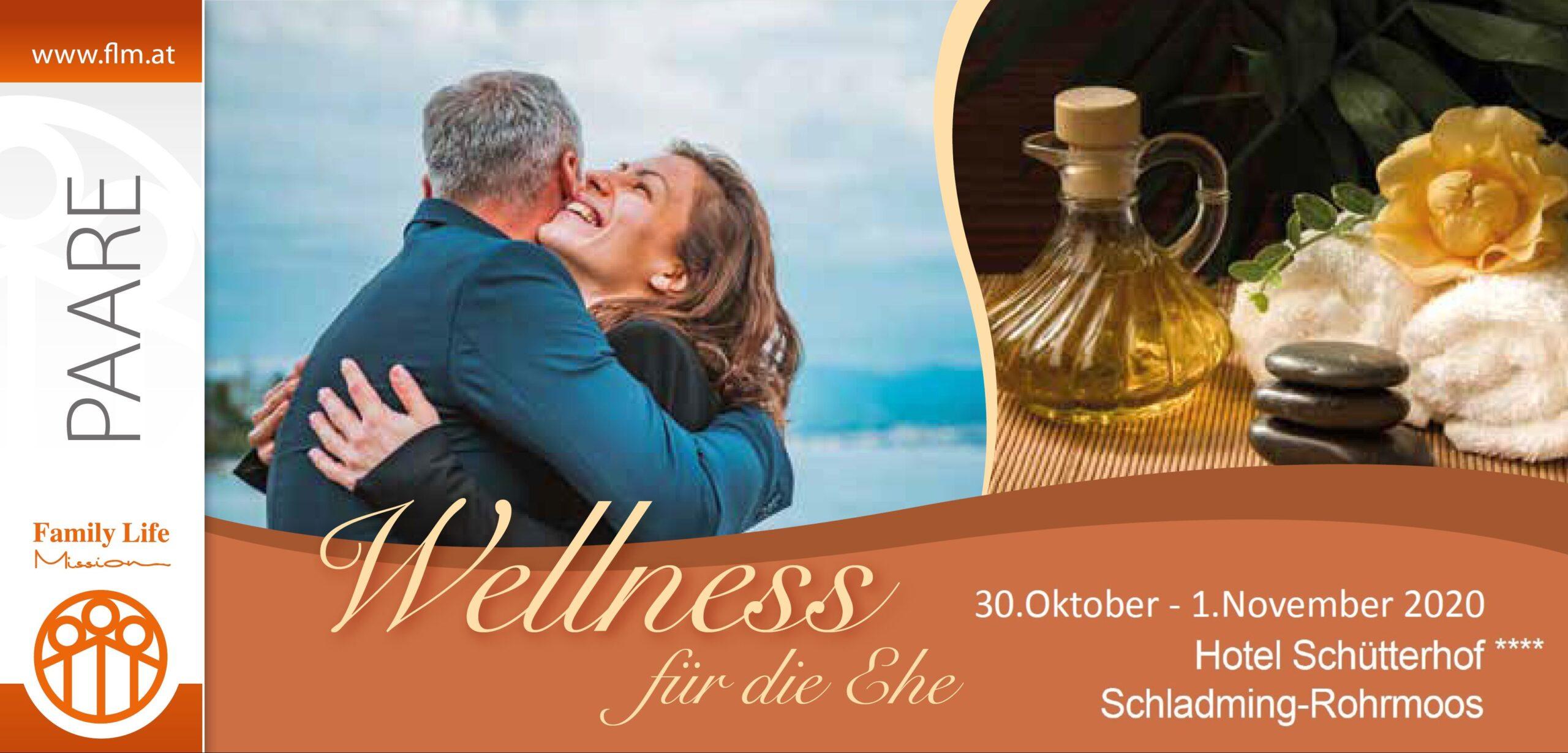Wellness für die Ehe