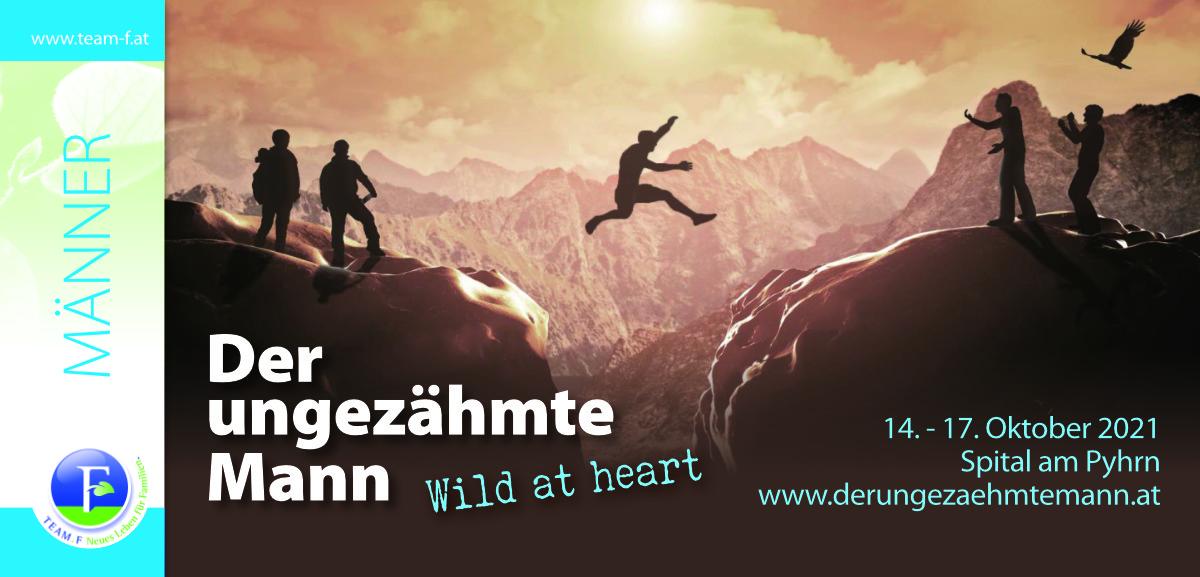 Der ungezähmte Mann - Wild at Heart - NEUER TERMIN!