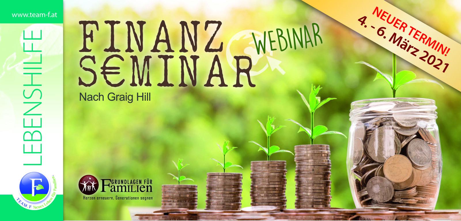Finanzseminar - Webinar
