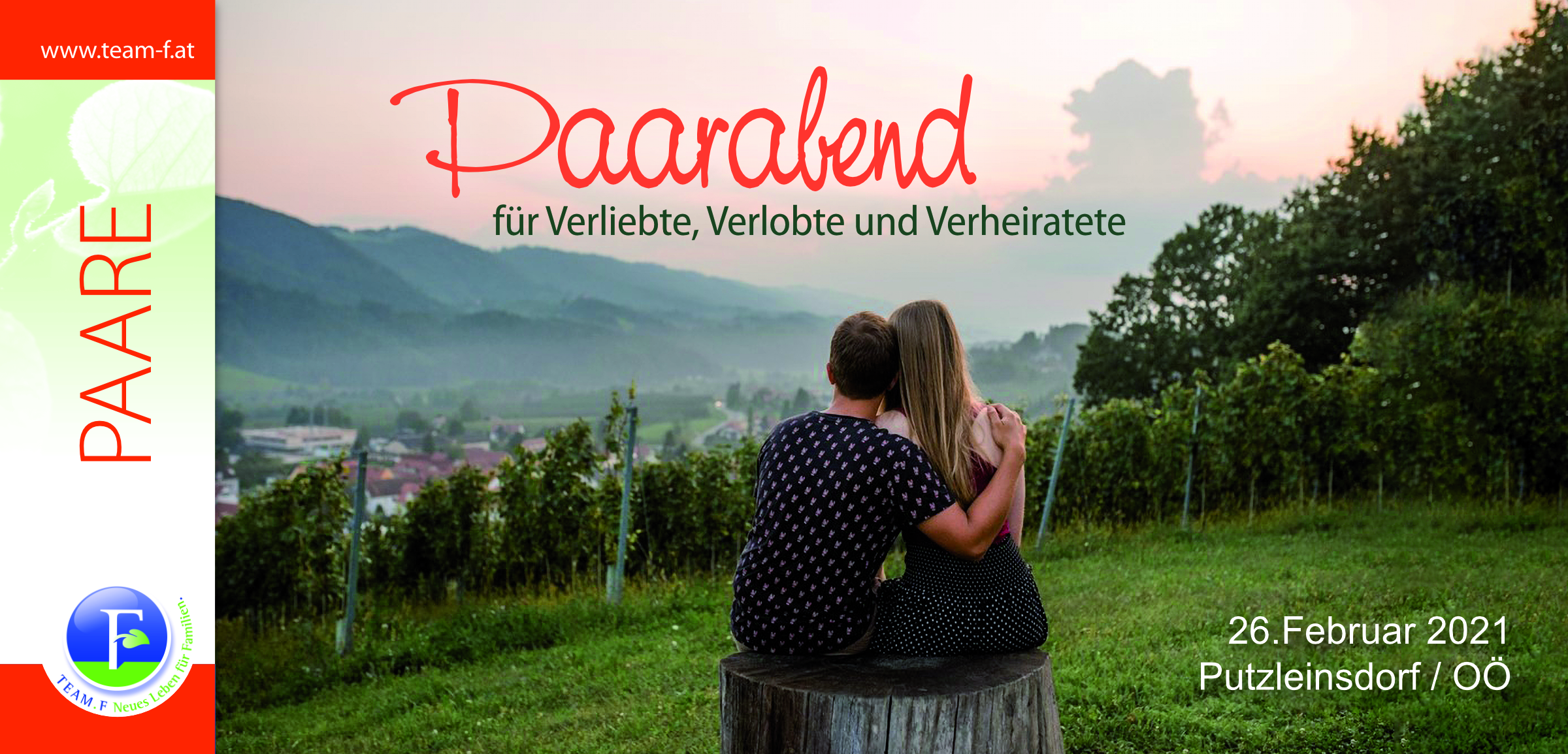 Paarabend Rohrbach