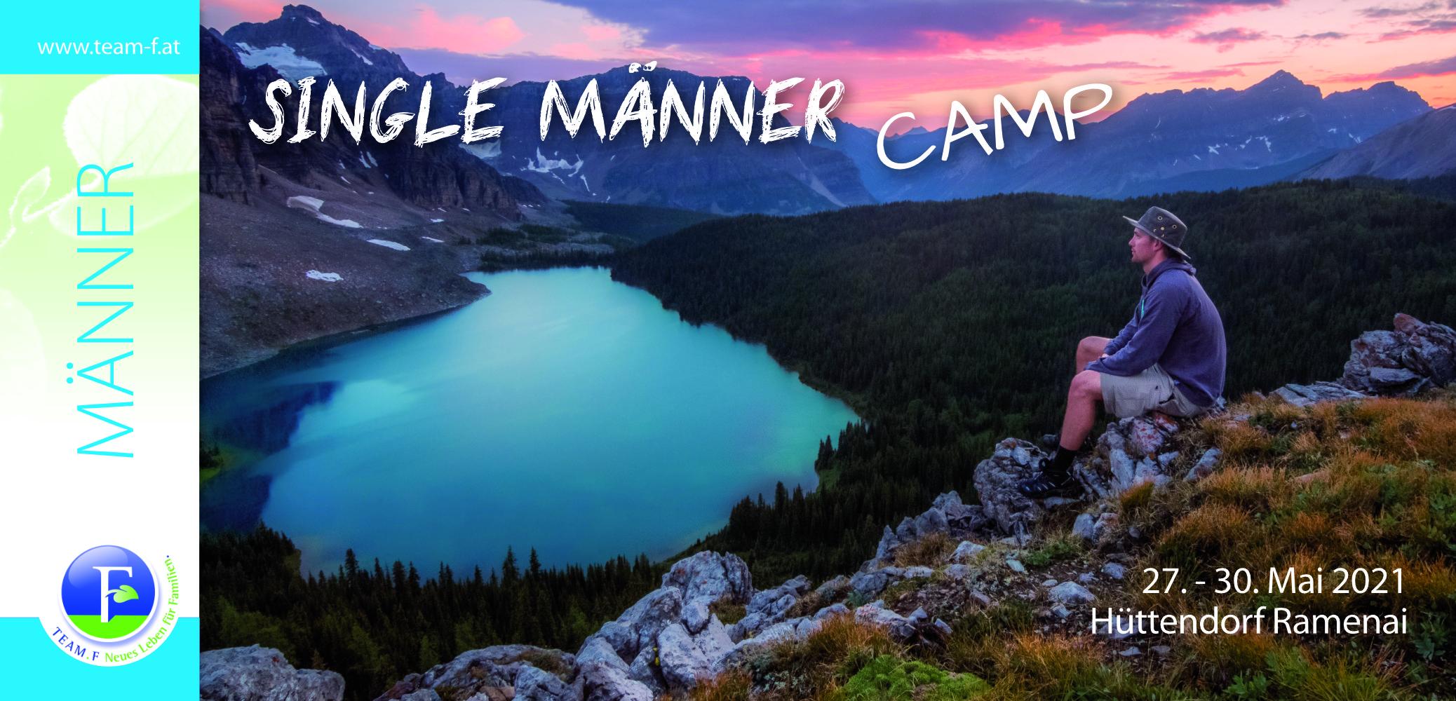 Single-Männer Camp