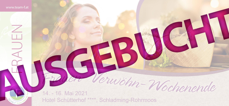 Frauen-Verwöhn-Wochenende - NEUER TERMIN!