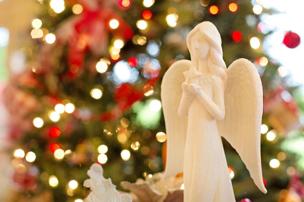 Weihnachtsgeschichte: Der Corona Engel