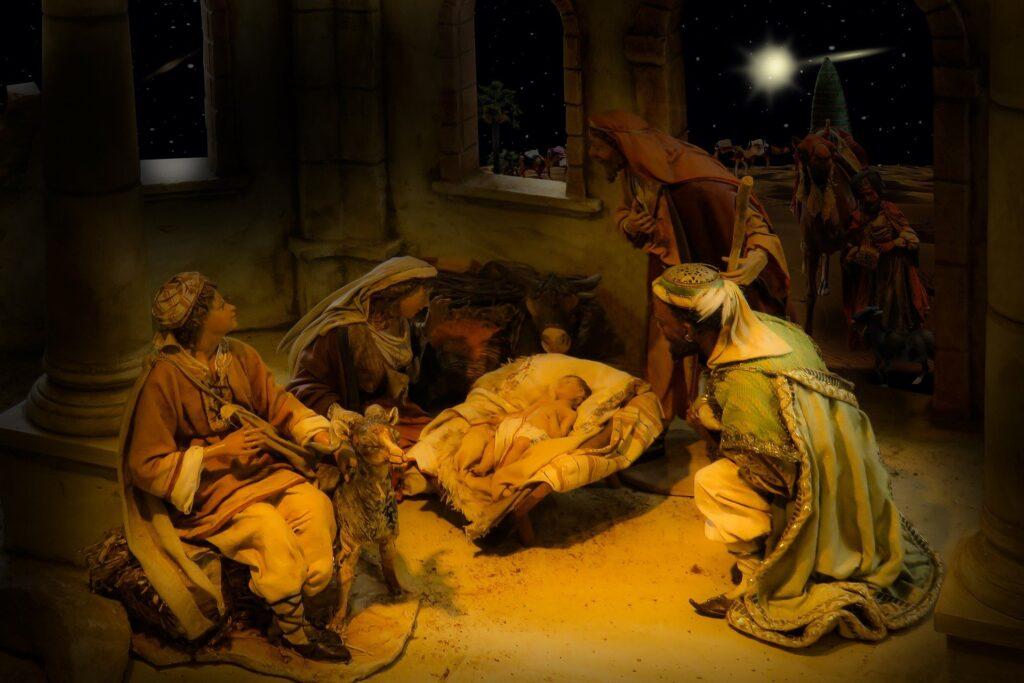 Ein Platz für Jesus