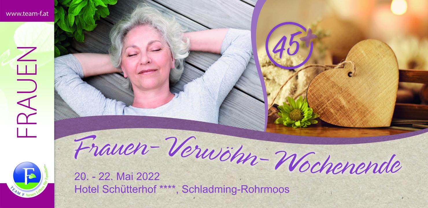 Frauen-Verwöhn-Wochenende 45+