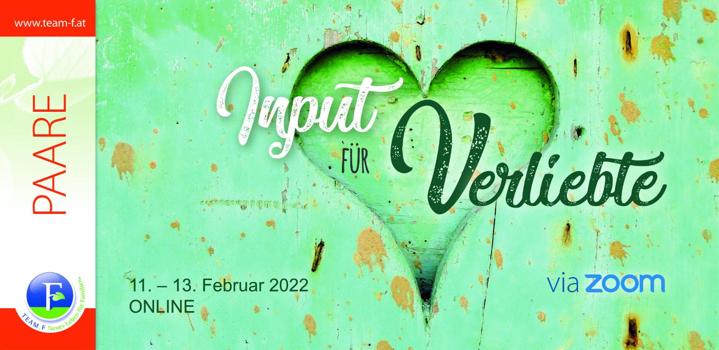 Input für Verliebte (ONLINE)